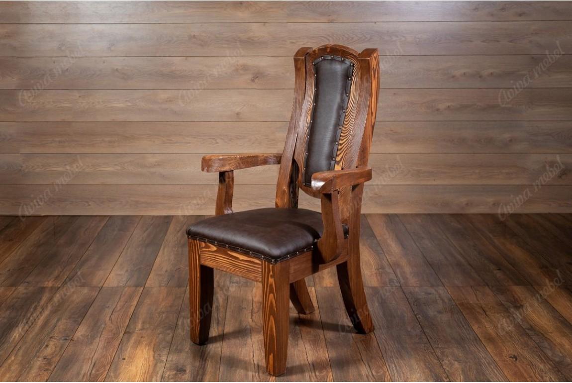 """Кресло """"Дон"""" с обивкой"""