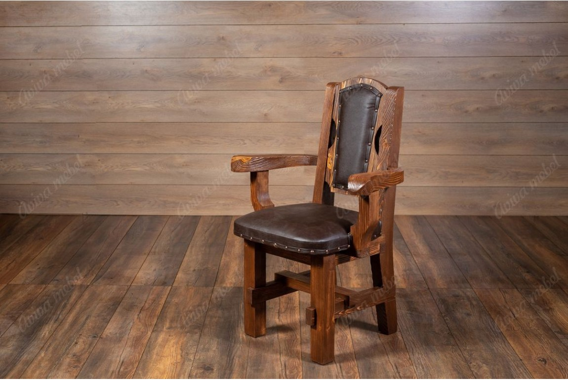 """Кресло """"Марк"""" с обивкой"""