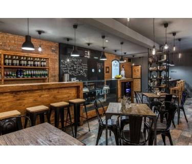 Как оформить бар или кафе в стиле лофт